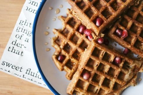 oat+waffles